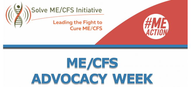 Raise awareness about Myalgic Encephalomyelitis