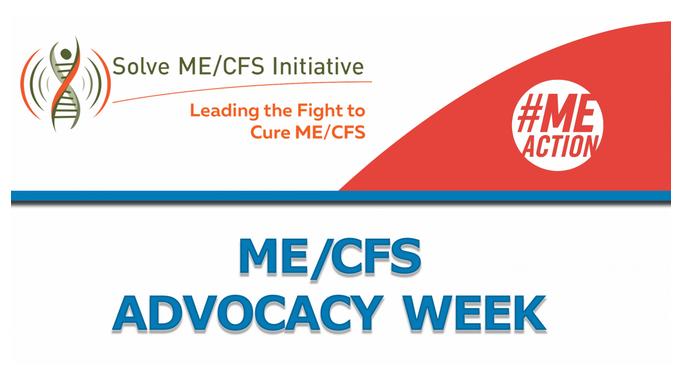 Raise awareness about Myalgic Encephalomyelitis