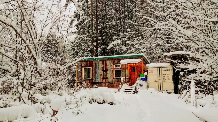 Living small, disabled, photography, tiny house, island life, west coast, British Columbia,